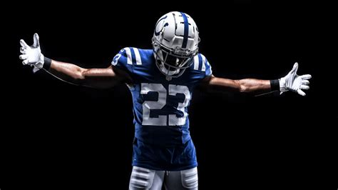 colts uniform reveal
