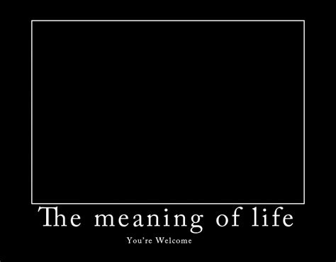 the meaning of life the jobbing scriptwriter