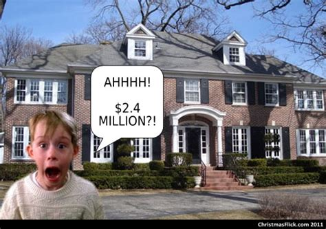 Home Alone House For Sale! .4 Million « Christmas Flick