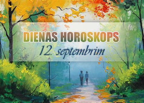 Svētdienas - 12. septembra dienas horoskops | Populars