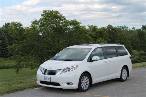 chrysler town country  toyota sienna