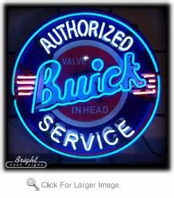 Buick Service Neon Sign only $399 99 Neon Auto Brands Signs