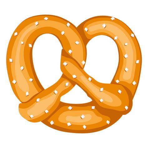 soft pretzel illustration transparent png svg vector