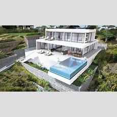 New Modern Villa In Los Flamingos Golf Resort Benahavis
