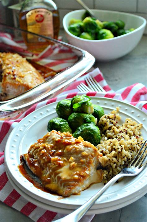 salmon recipes dinner seafood