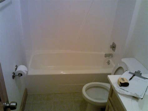 Bathtub Refinishers by Refit Existing Bathtub With A Door Bathtub Doors