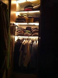 Add Automatic Closet  Cupboard Lights