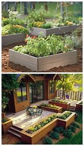 17 diy garden ideas beautyharmonylife for Diy garden design