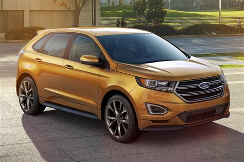 2015 Ford Edge Sport Gets 315hp, Starts From ,100