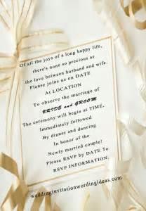 wording for wedding invitations fairytale wedding invitation wording and design