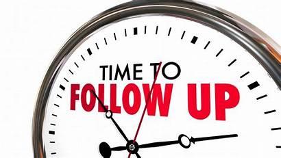 Follow Sales Animation Visit Call Return Clock