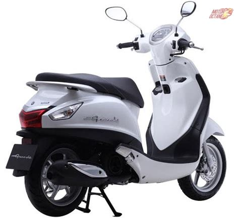 Yamaha Scooter 125cc by Yamaha 125cc Scooter Nozza Grande Launch Date Price