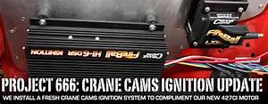 Project 666 Gets A Crane Cams Ignition System Update
