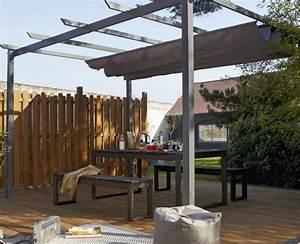 Bache Pour Pergola : veranda en kit brico depot ~ Melissatoandfro.com Idées de Décoration