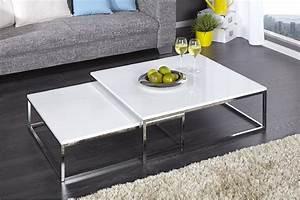 Table Gigogne Design : table basse gigogne design dooly chloe design ~ Teatrodelosmanantiales.com Idées de Décoration