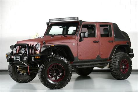Modifikasi Jeep Wrangler Unlimited by Jeep Wrangler Unlimited Rubicon Supercharged Modif