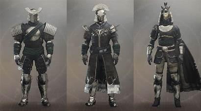 Destiny Iron Banner Lords Season Ornaments Eisenbanner