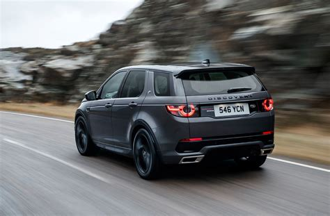 land rover discovery sport hse discovery sport and evoque get more power the car magazine