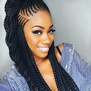 2018 Braided Hairstyle Ideas for Black Women The Style News Network