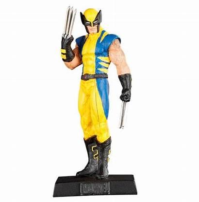 Marvel Wolverine Eaglemoss Lead Figurine Classic Figure