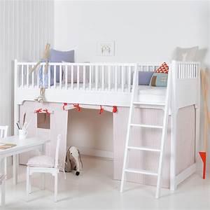 Oliver Furniture Hochbett : oliver furniture halbhohes hochbett seaside online kaufen emil paula kids ~ A.2002-acura-tl-radio.info Haus und Dekorationen