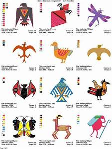 NATIVE AMERICAN DESIGNS | Aztec / Mayan Patterns ...