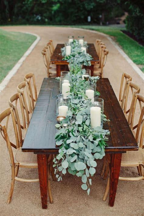 ideas  eucalyptus centerpiece  pinterest