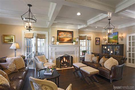 light fixtures complement  formal living room
