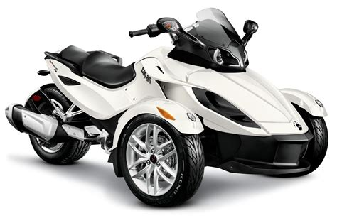 2014 Can Am Spyder by 2014 Can Am Spyder Rs White Photo 22