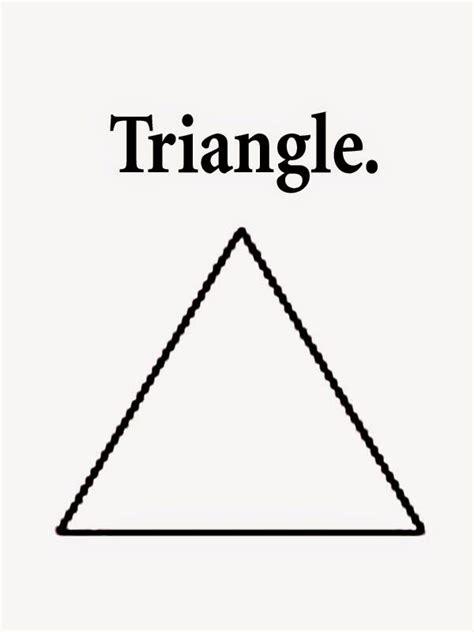 triangle coloring pages color worksheets shapes worksheet kindergarten tracing worksheets