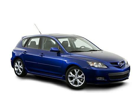 2007 Mazda Mazda3 S Touring 4dr Hatchback Information