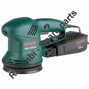 Bosch Pex 270 A : bosch spare parts for rotorbital sander pex 270 ae ~ Watch28wear.com Haus und Dekorationen