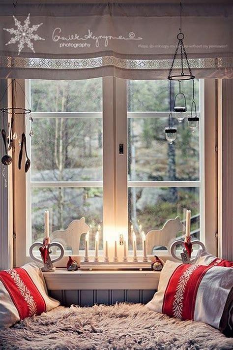 scandinavian christmas windows ornament