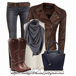 25 Sexy Leather Outfit Ideas for Winter | Styles Weekly