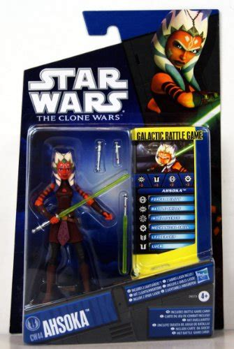 imogena lowe star wars  clone wars action figure cw