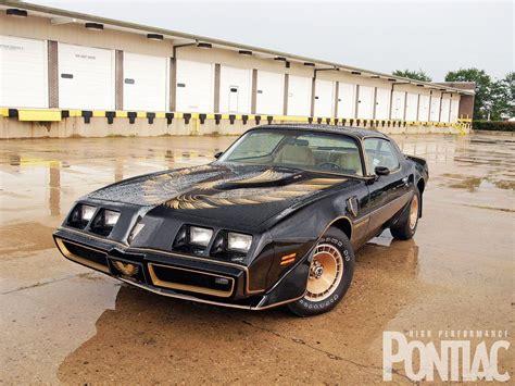 '79 Pontiac Firebird Trans-am