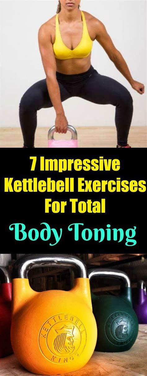 kettlebell impressive body skinnyfitmom fitness tone total toning
