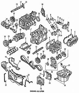 Subaru Ej25 Engine Diagram
