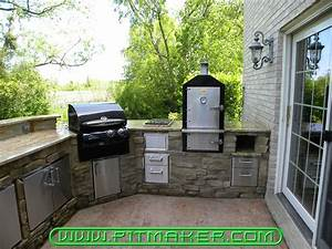 pitmaker in houston texas 800 299 9005 281 359 7487 With outdoor kitchen designs with smoker