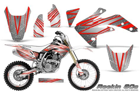 Honda crf 50 mx graphics kit. Honda CRF150R Graphic Kits 2007-2015 - Honda MX Decals and ...