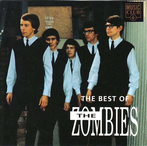 zombies album cd discogs release rock covers