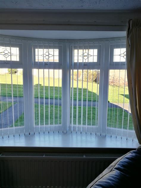 Vertical Blinds & Curved Track   Free measuring and fitting