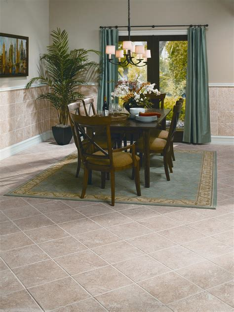 tile flooring dining room tile floors home remodeling ideas for basements home theaters more hgtv