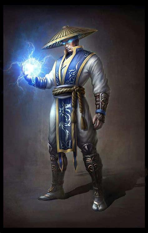 Raiden Mortal Kombat Heroes Wiki Fandom Powered By Wikia