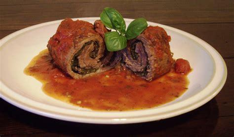 beef braciola recipe dishmaps