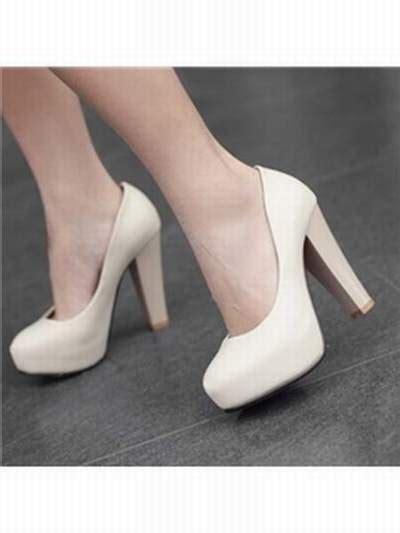chaussures femmes ivoire pour mariage chaussures ivoire de mariee chaussure mariage ivoire nacre