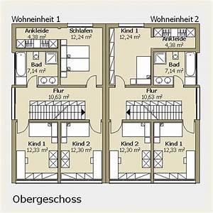 Doppelhaus Grundriss Beispiele : innerst dtisches wohnen neubau doppelhaus architekt ~ Lizthompson.info Haus und Dekorationen