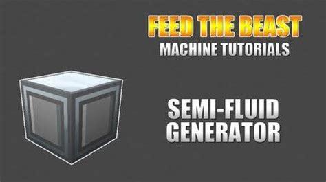 semifluid generator feed  beast wiki fandom powered