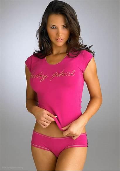 Models Ever Bikini Hottest Alina Lingerie Vacariu
