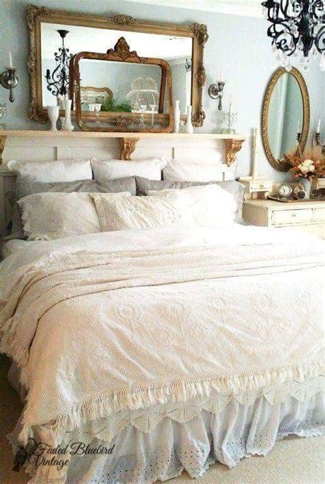 romanticshabby chic style bedroom